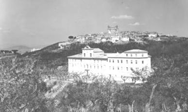 convitto sede storica villa lucidi