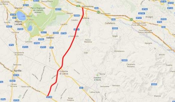Valmontone-Cisterna